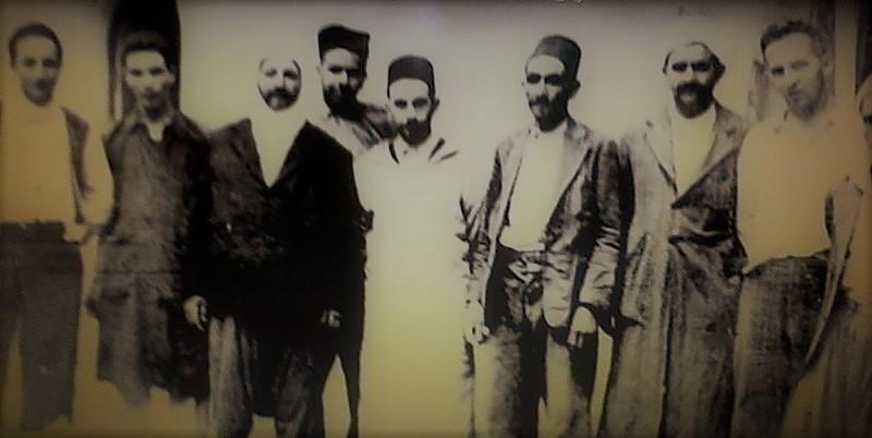 Grupo de eruditos de hennaya