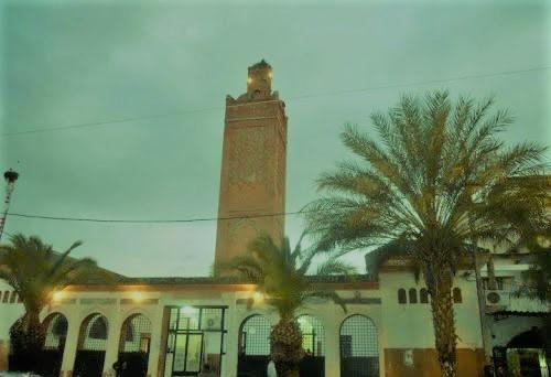 La mezquita y madrasa de Hennaya en la actualidad